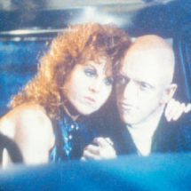 Spice with Michael in Guyver